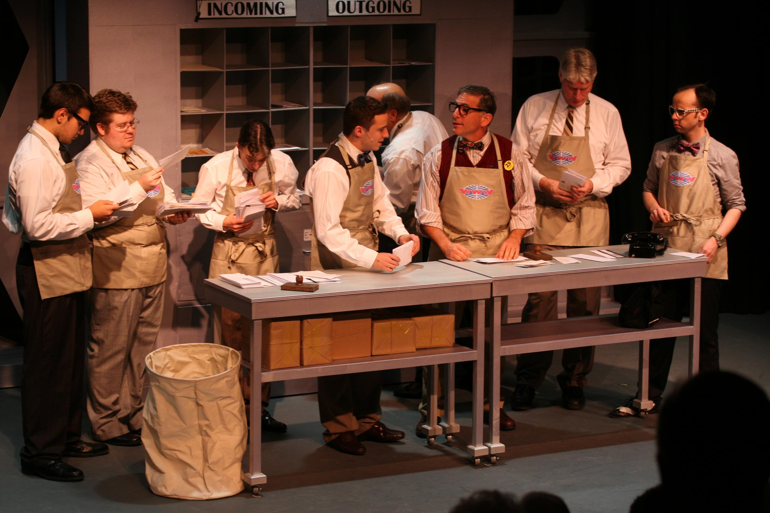How to Succeed at Rhino Theatre