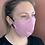 Thumbnail: Fine Red Stripe mask & filter