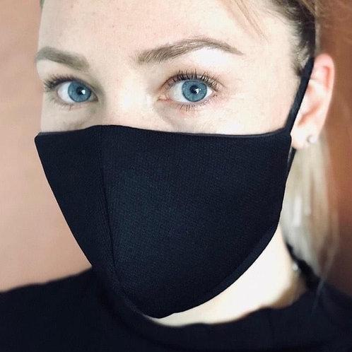 Runners Dri Cool BLACK mask & filter