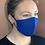 Thumbnail: Runners Dri Cool ROYAL mask & filter