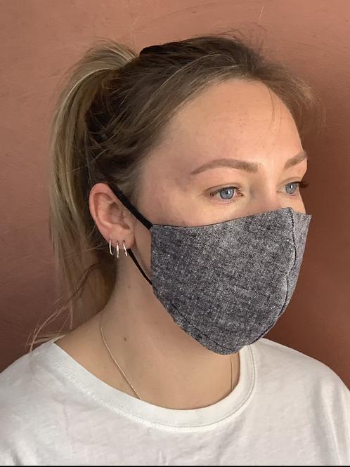 Natural Coal mask & filter