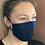 Thumbnail: Cool Quik - Navy mask & filter