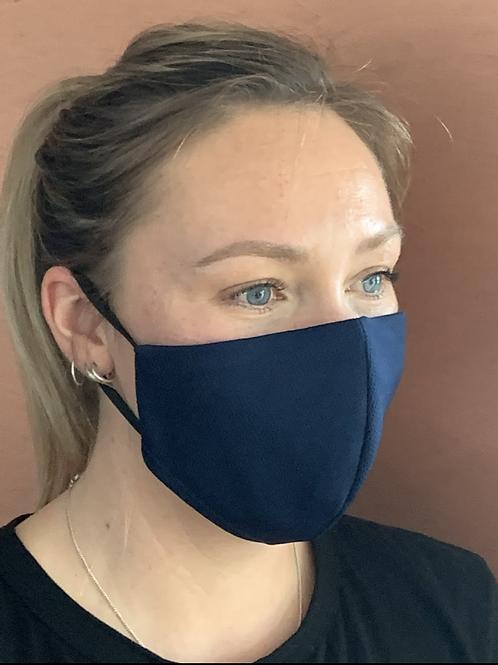Cool Quik - Navy mask & filter