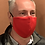 Thumbnail: Runners Dri Cool RED mask & filter