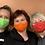 Thumbnail: Runners Dri Cool ORANGE mask & filter