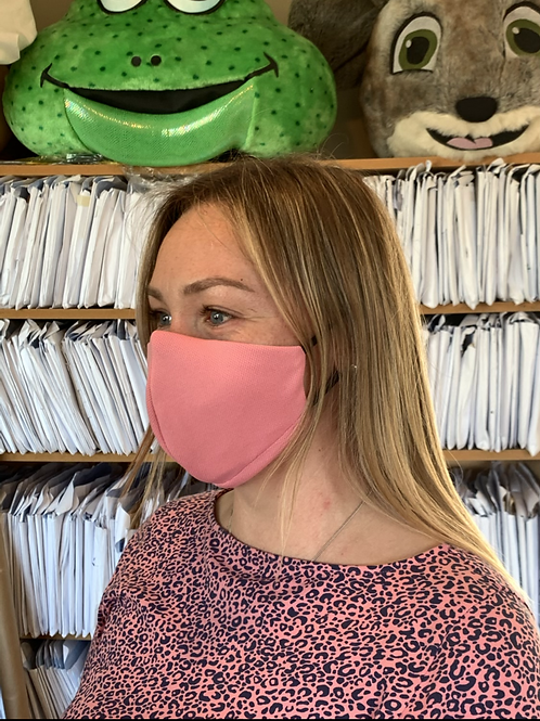 Cool Quik Pink mask & filter