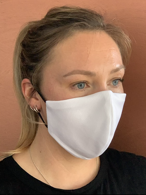 Cool Quik - White mask & filter