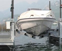 Boat handling equipment