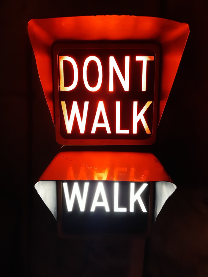Feu Walk _ Don't walk