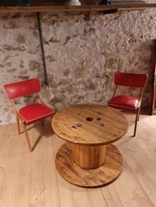 Table-bobine