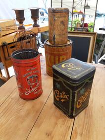 Boîte vintage Cailler