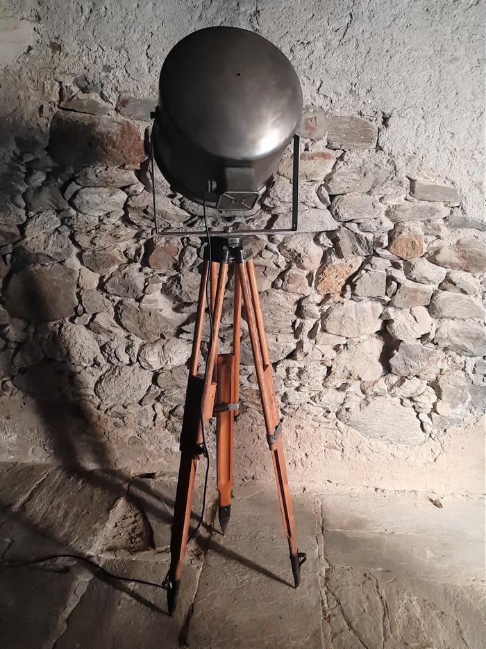 Projecteur militaire