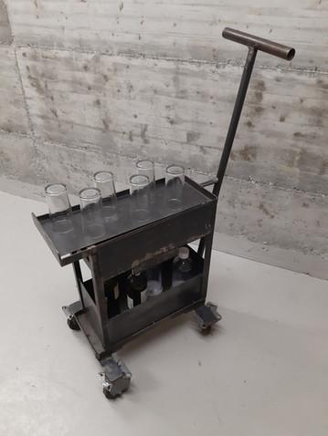 Chariot-bar