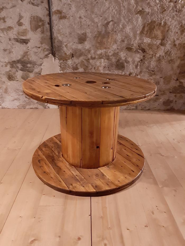 Table bobine