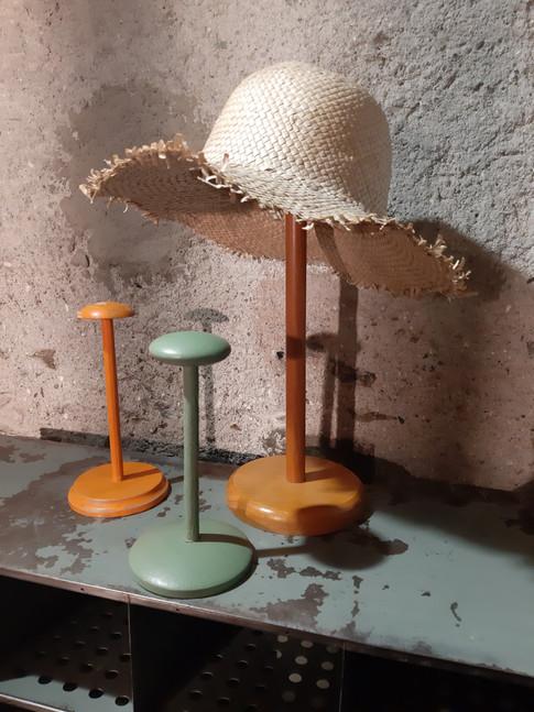 Porte-chapeaux vintage