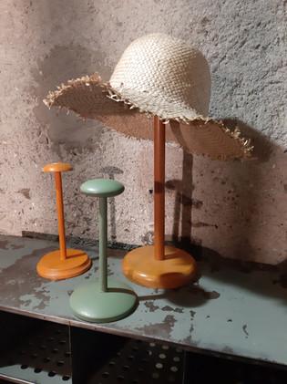 Porte chapeau bois