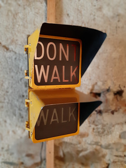 Feu Walk _ Don't walk