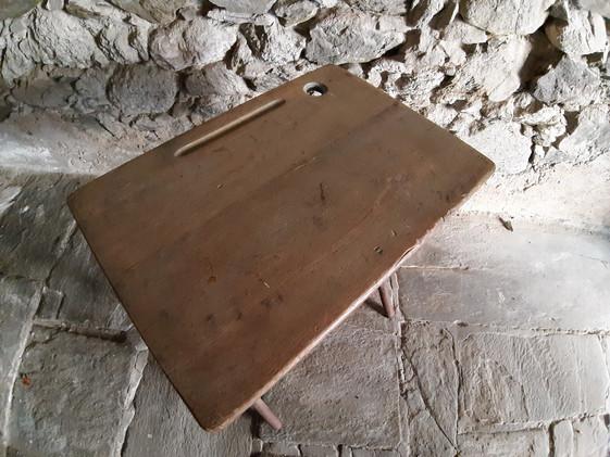 Table d'ècolier