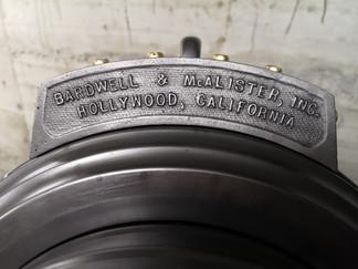 Projecteur de cinéma Bardwell Mc Alister