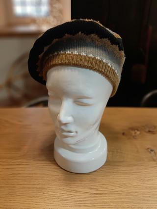 Tête à chapeau vintage
