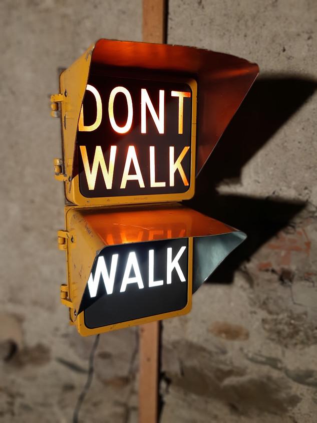 Feu Walk / Don't walk