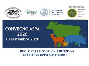 Presentazioni scientifiche - Convegno ASPA del 18 settembre 2020