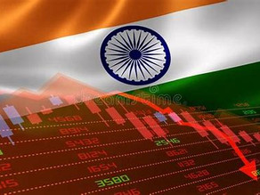 Critical analysis of the recent slowdown of Indian economic activity.