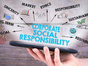 Financial view: Corporate social responsibility