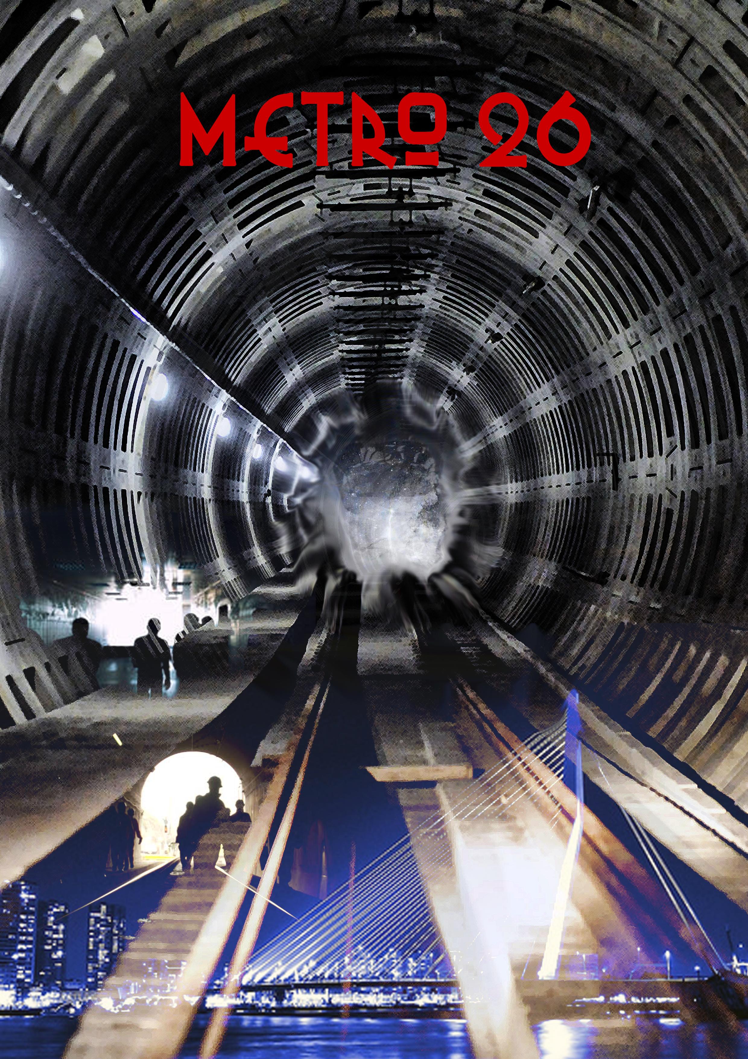Metro 26titelblad
