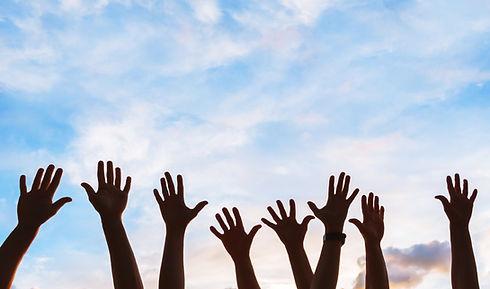 community initiative or volunteering con