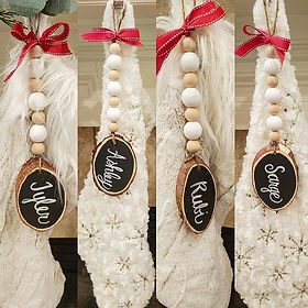 Stockings tags have been a popular item