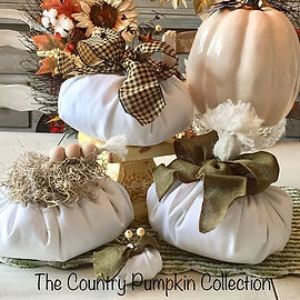 The Country Pumpkin Collection is the pe