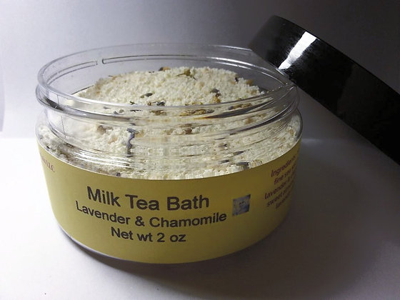 Lavender & Chamomile Milk Bath Tea