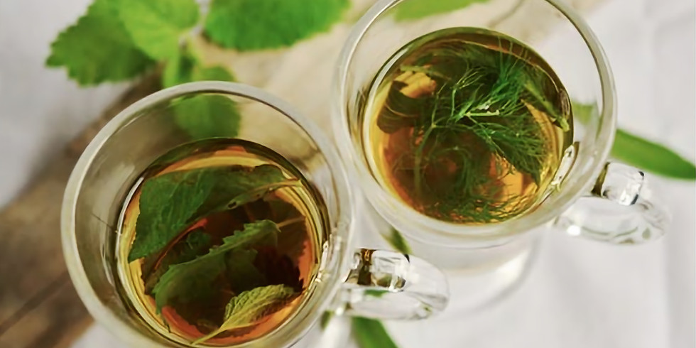 Herbal Preparations:  Infusion/Decoction