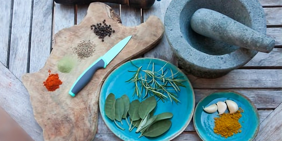 Intro to Herbal Medicine Making