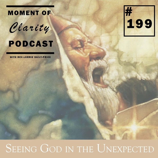 Seeing God in the Unexpected