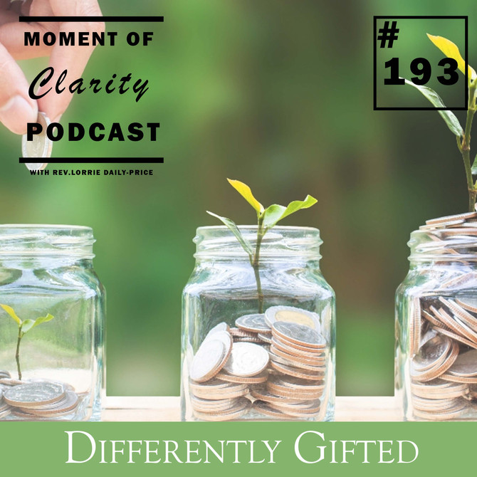 Differently Gifted