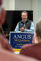 Angus McQuilken Political Candidate