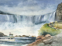 Maid of the Mist-View#1