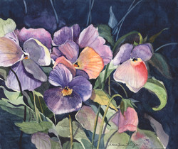 Pansy Bouquet