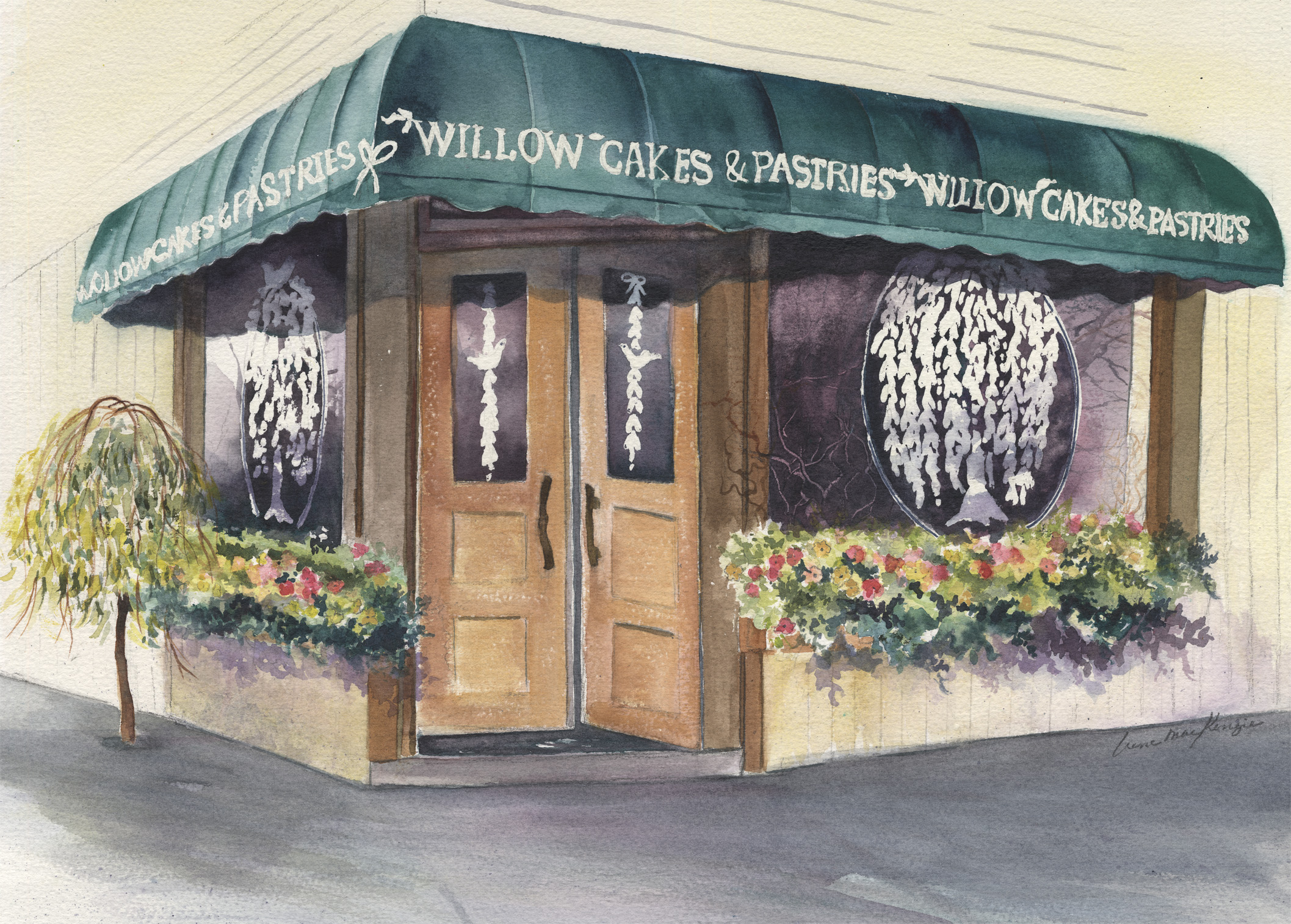 The Willow Bakery