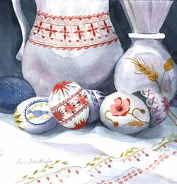 My Mother's Ukranian Treasures