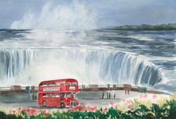 Touring Niagara Falls