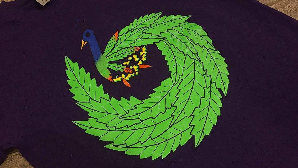 CannaHeist Peacock Shirt