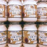 Coconut oil? Why would I feed my dog that?!?