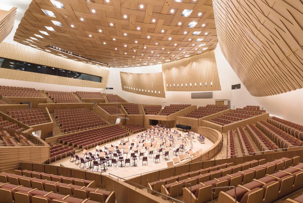 Shanghai Symphony Hall | ©Chen Hao