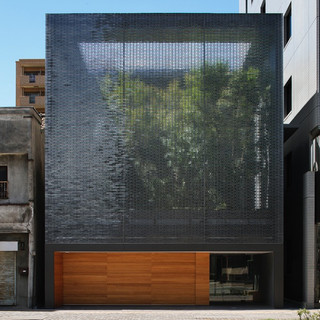 OPTICAL GLASS HOUSE - HIROSHI NAKAMURA & NAP