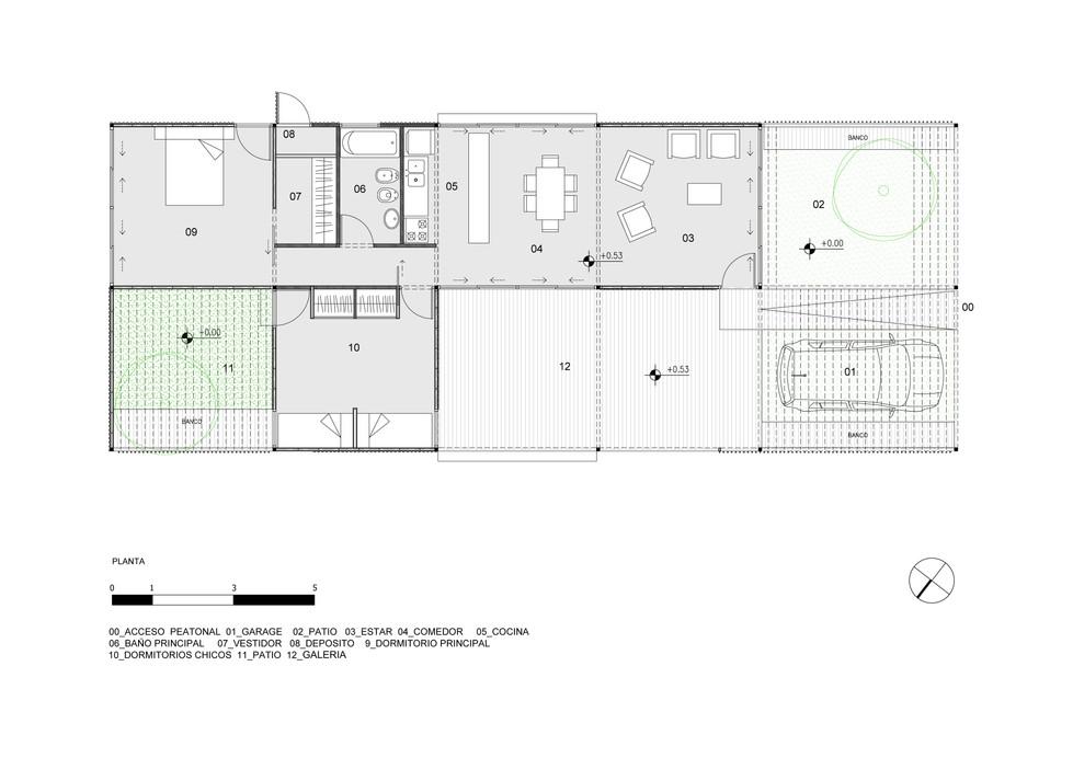 © Estudio Borrachia arquitectos