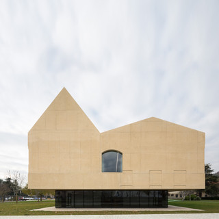 PSYCHIATRIC CENTER - VAILLO + IRIGARAY ARCHITECTS