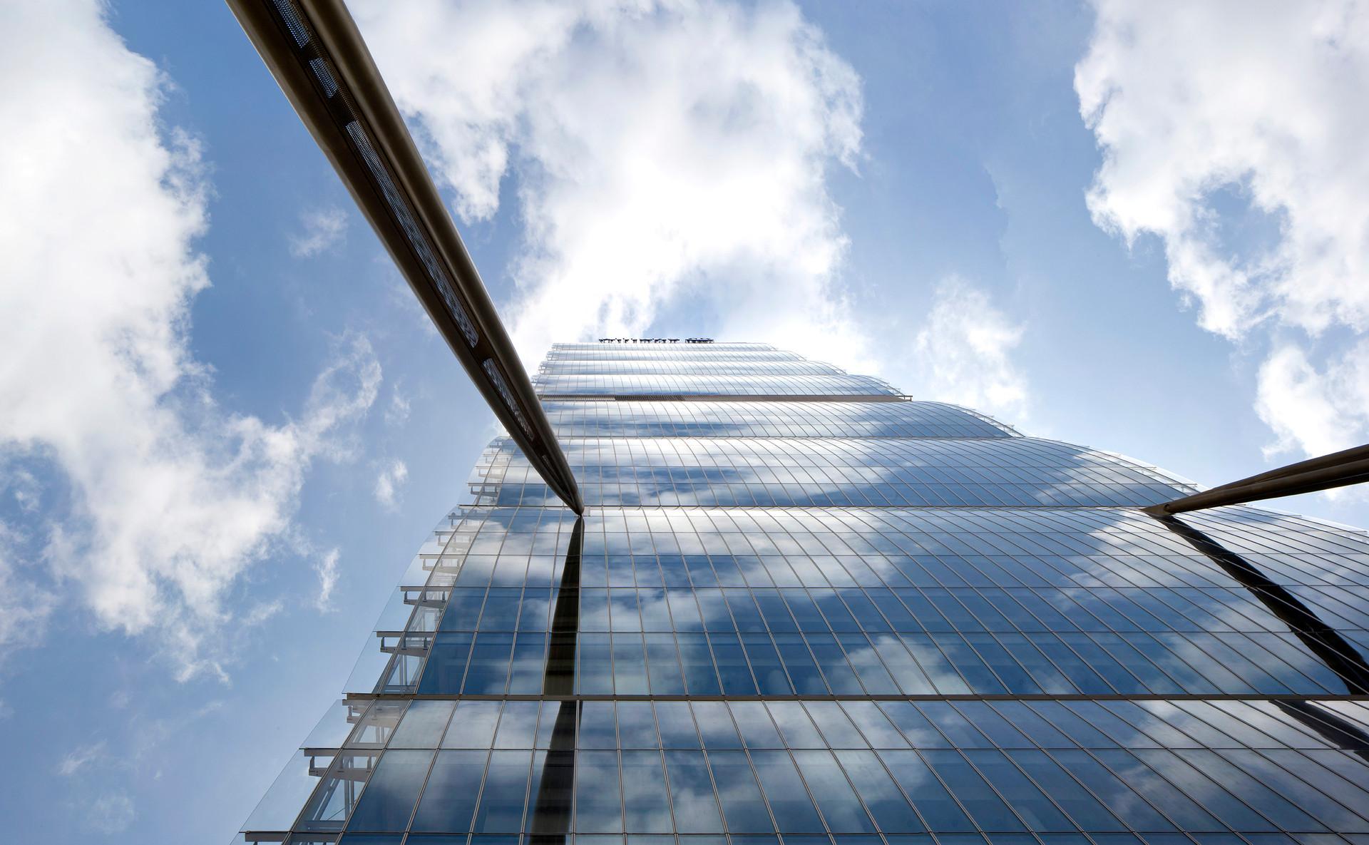 Allianz Tower | ©Alessandra Chemollo
